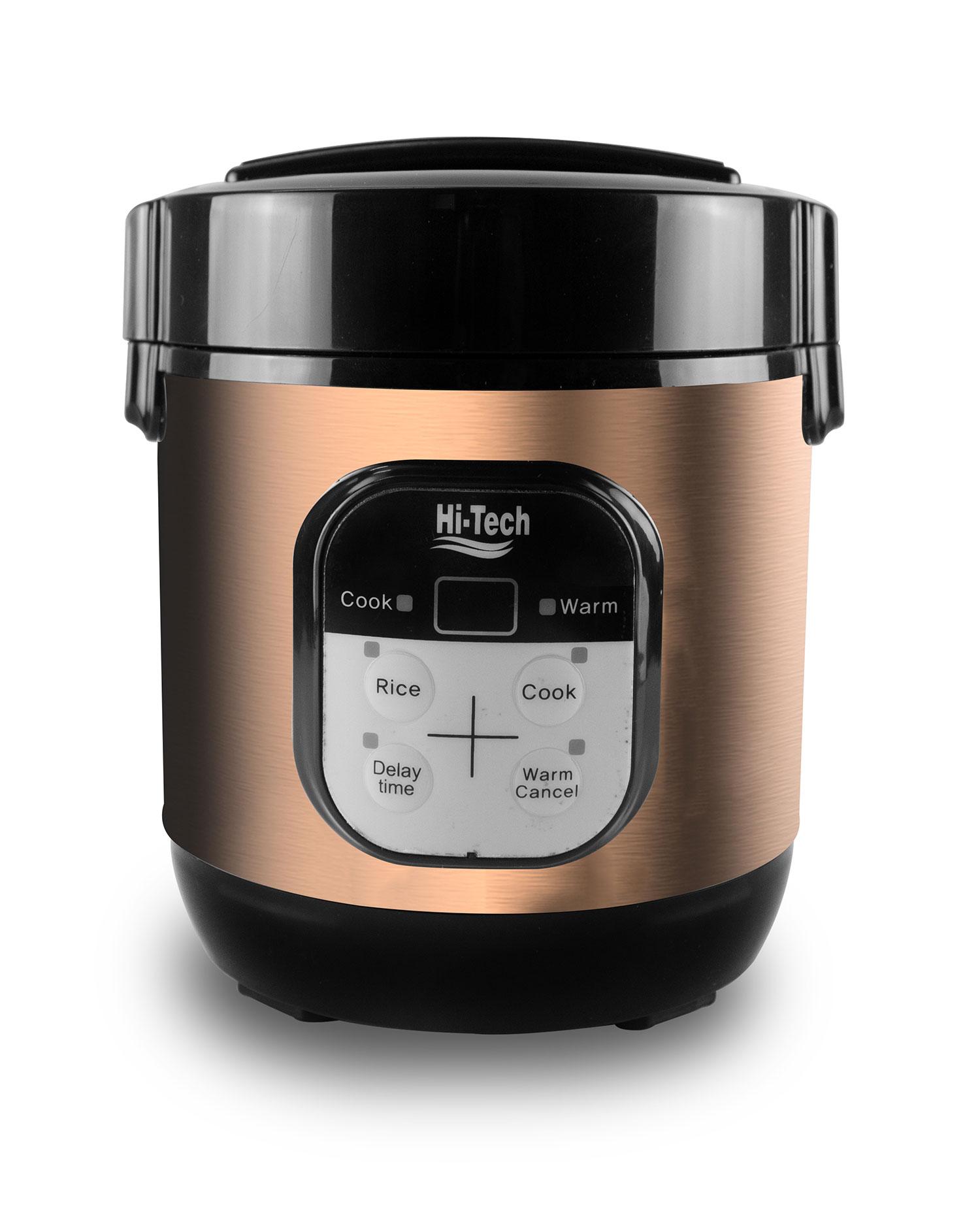 Hi-Tech Multi programmable Mini Cooker 1 Litre with Pot